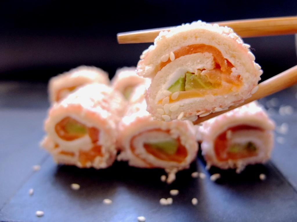bouchées au saumon
