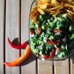 Guacamole Salade