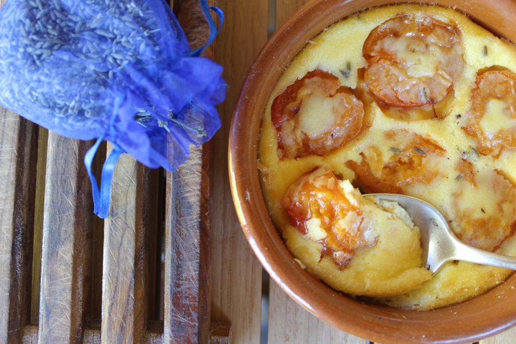 clafoutis abricots cuisine actuelle