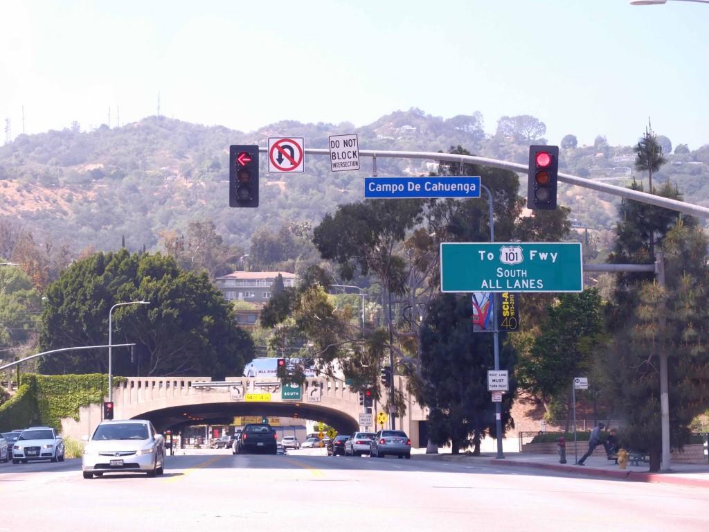 los Angeles santa monica