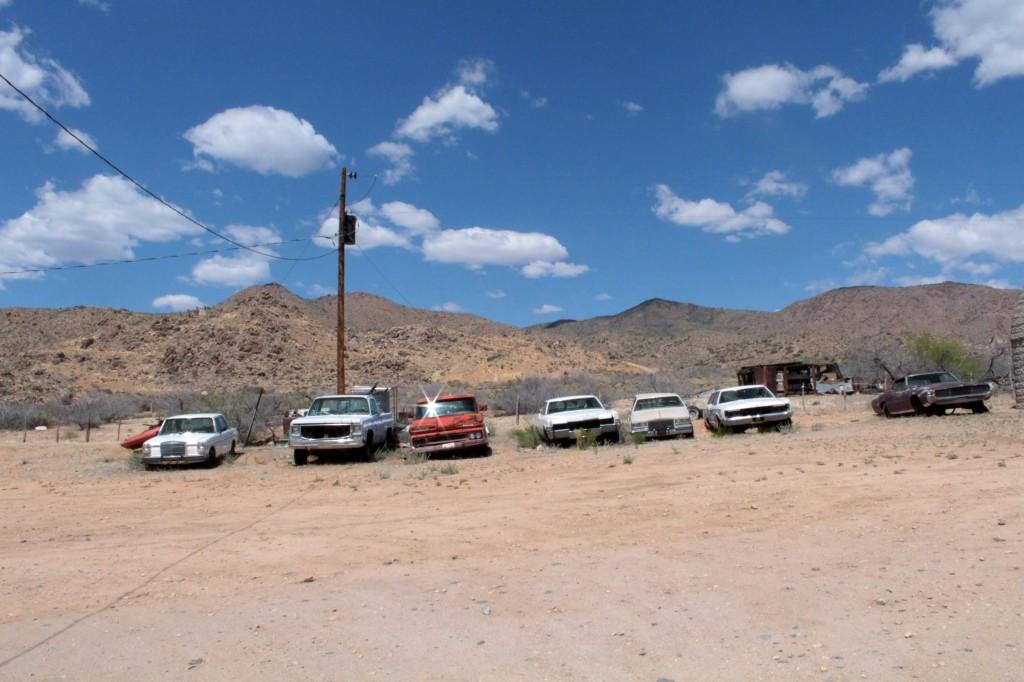 route 66 arizona voitures cars