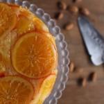 Gâteau aux oranges et amandes de Trish Deseine