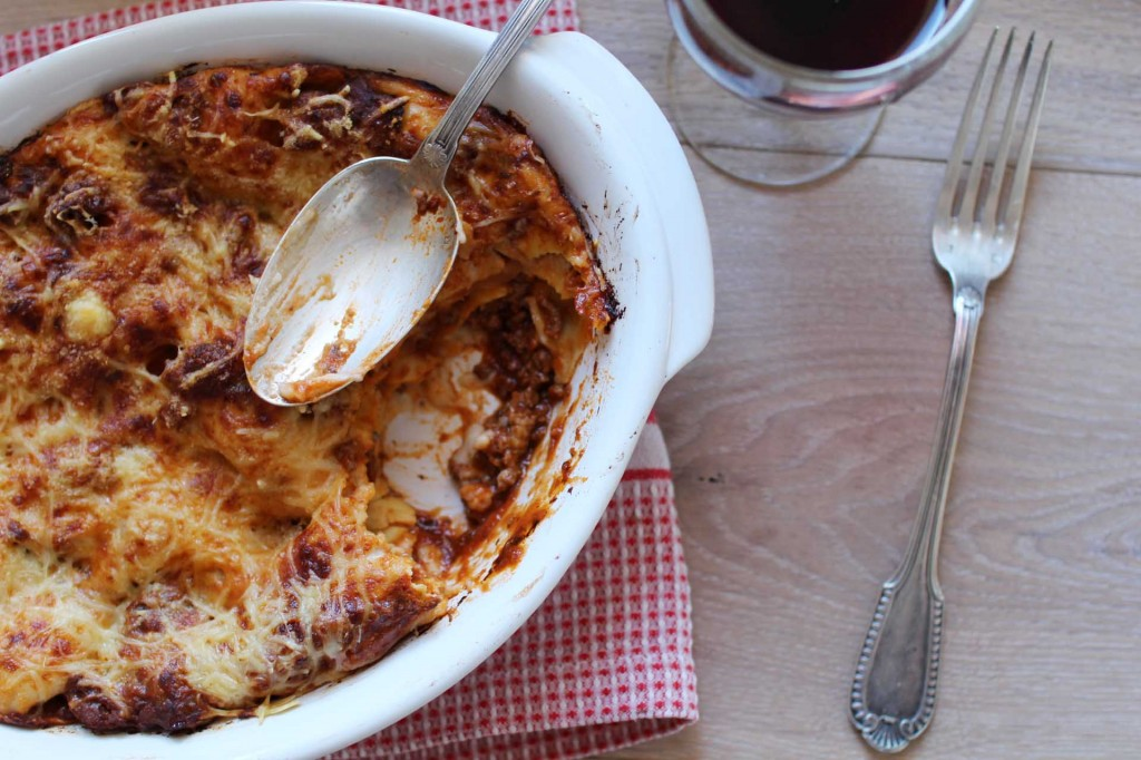 lasagnes recette quand katie cuisine