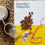 Saturdays Magazine & Horchata maison