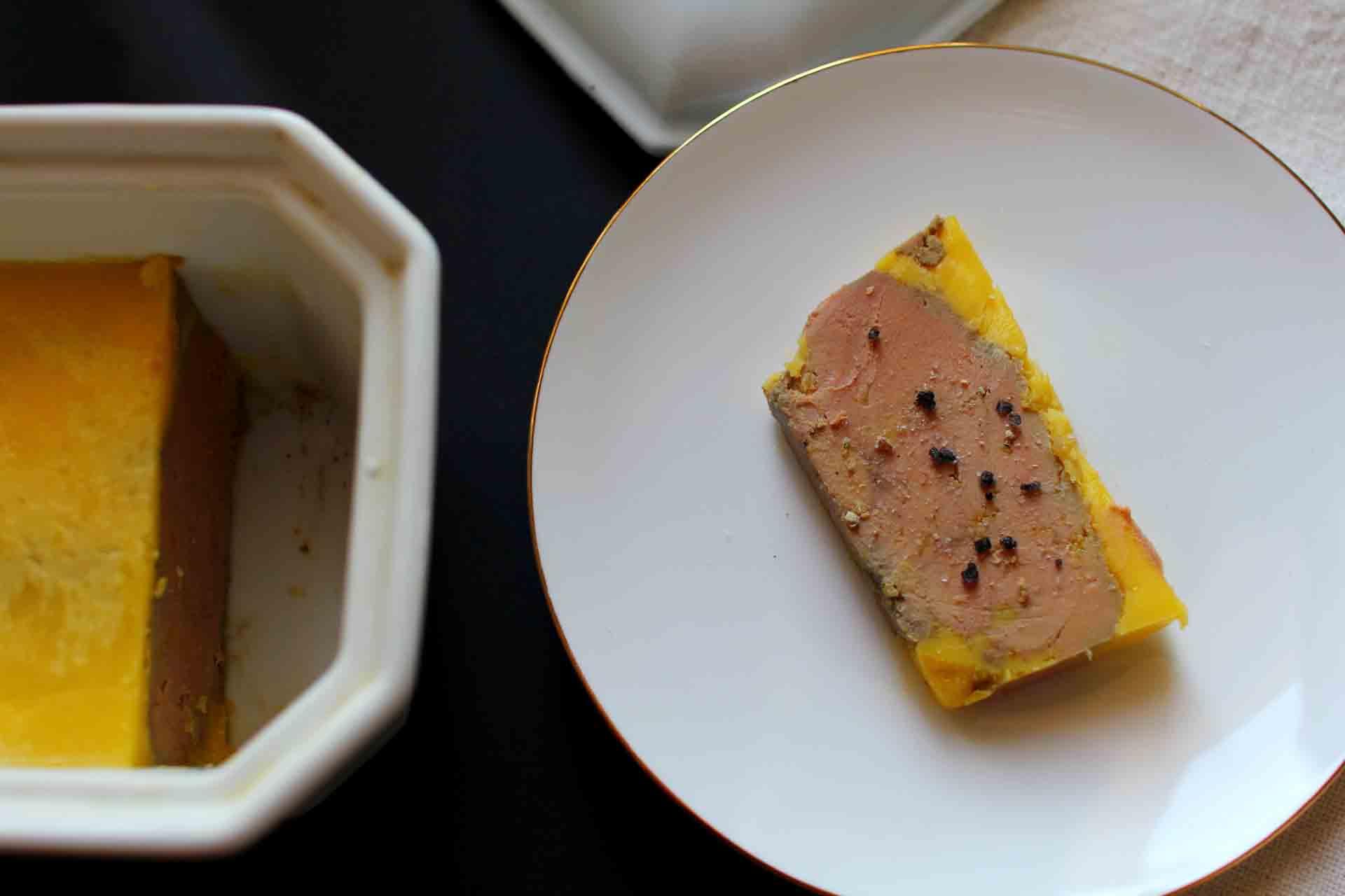 Terrine de foie gras maison au porto royal chill blog cuisine voyage et - Faire son foie gras maison ...