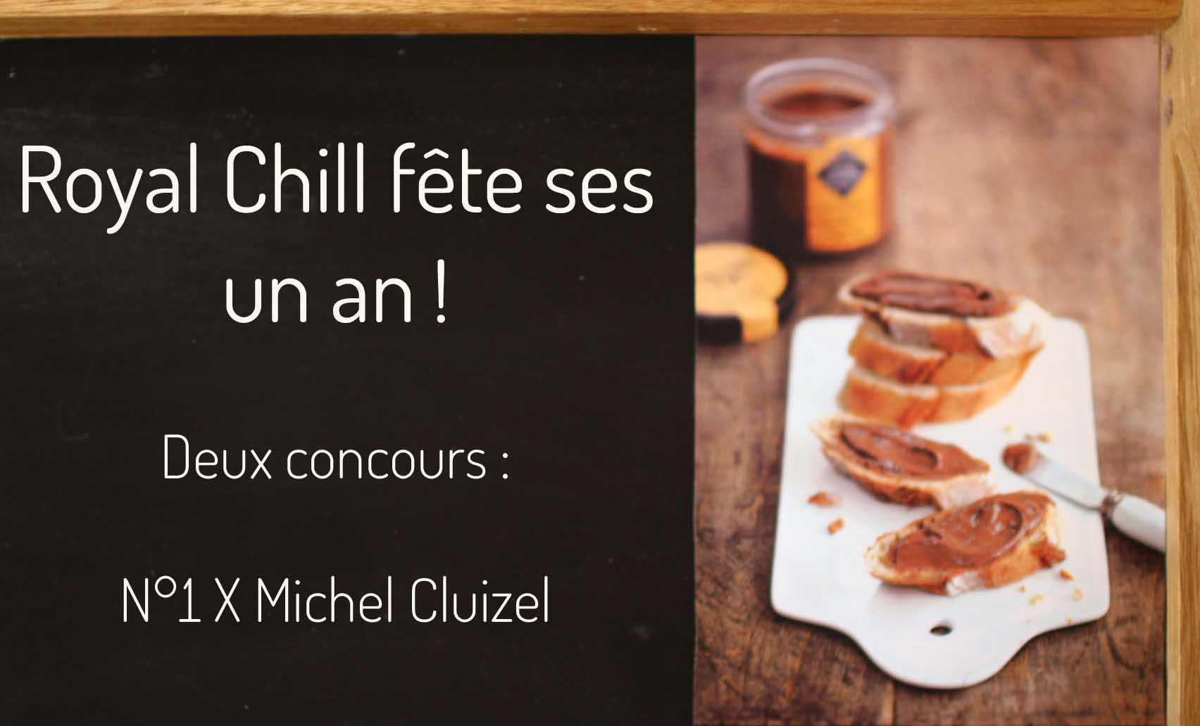 concours pate tartiner  michel Cluizel