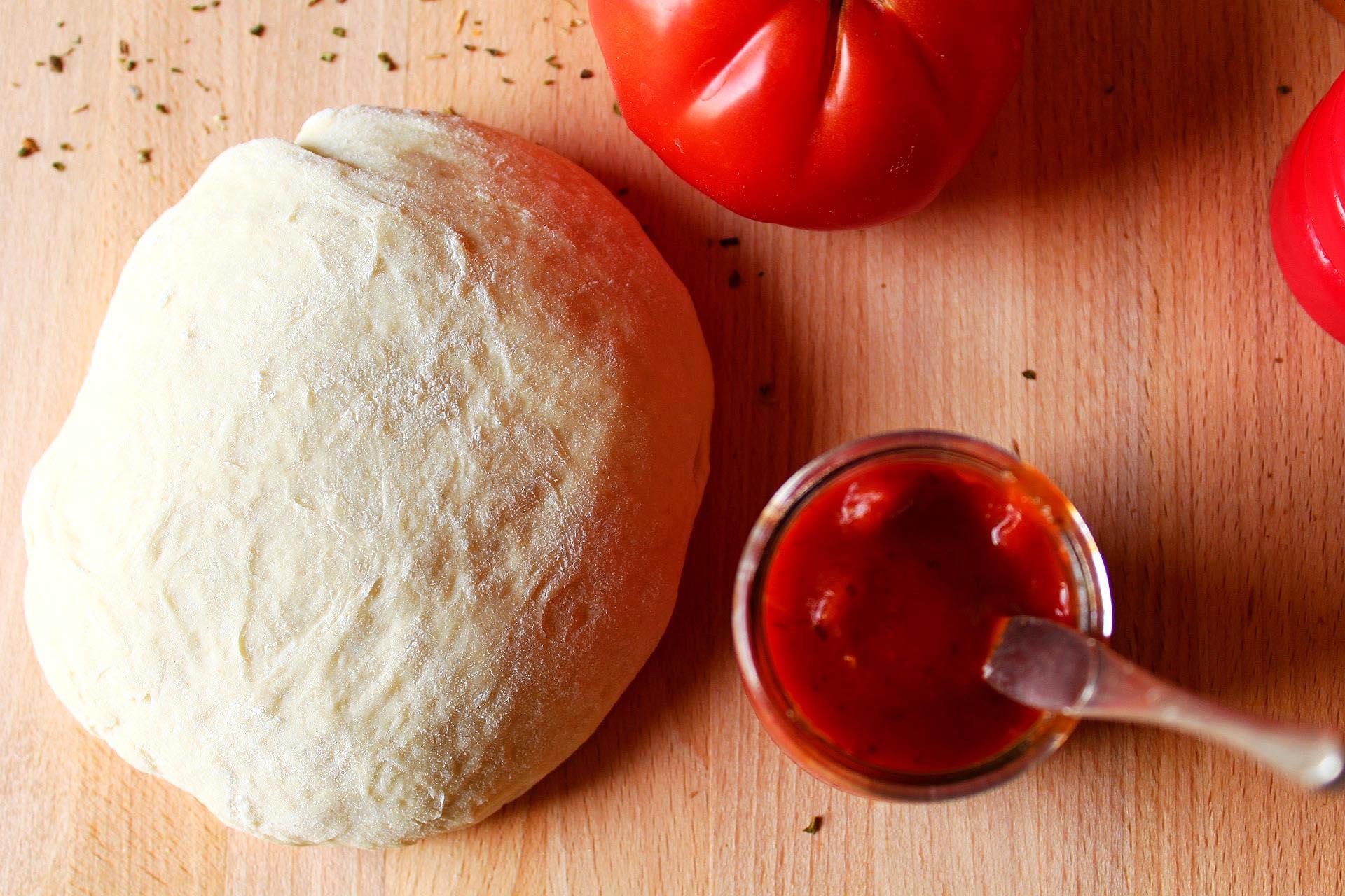 kit pizza maison_recette