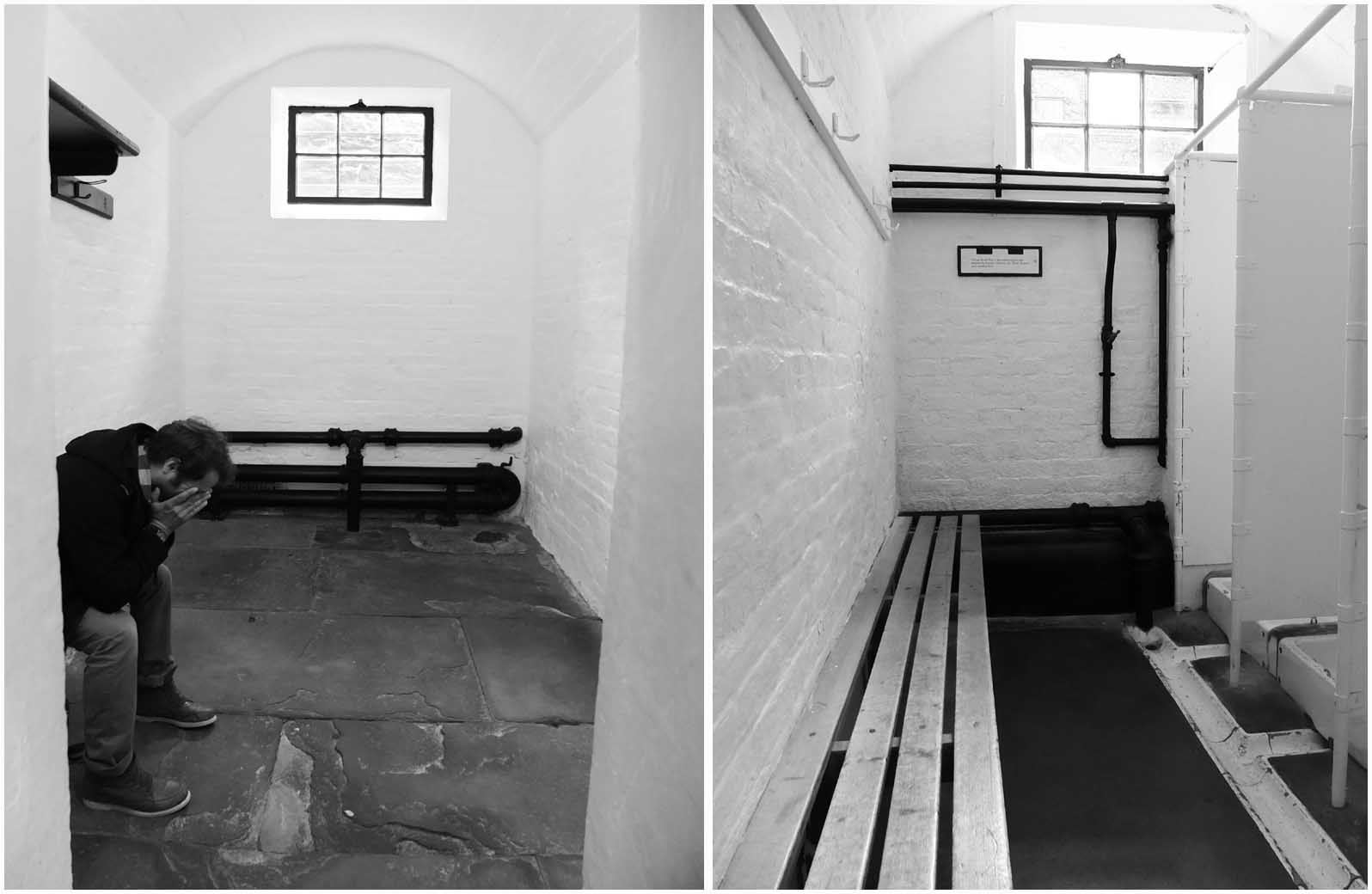 prison chateau edimbourg