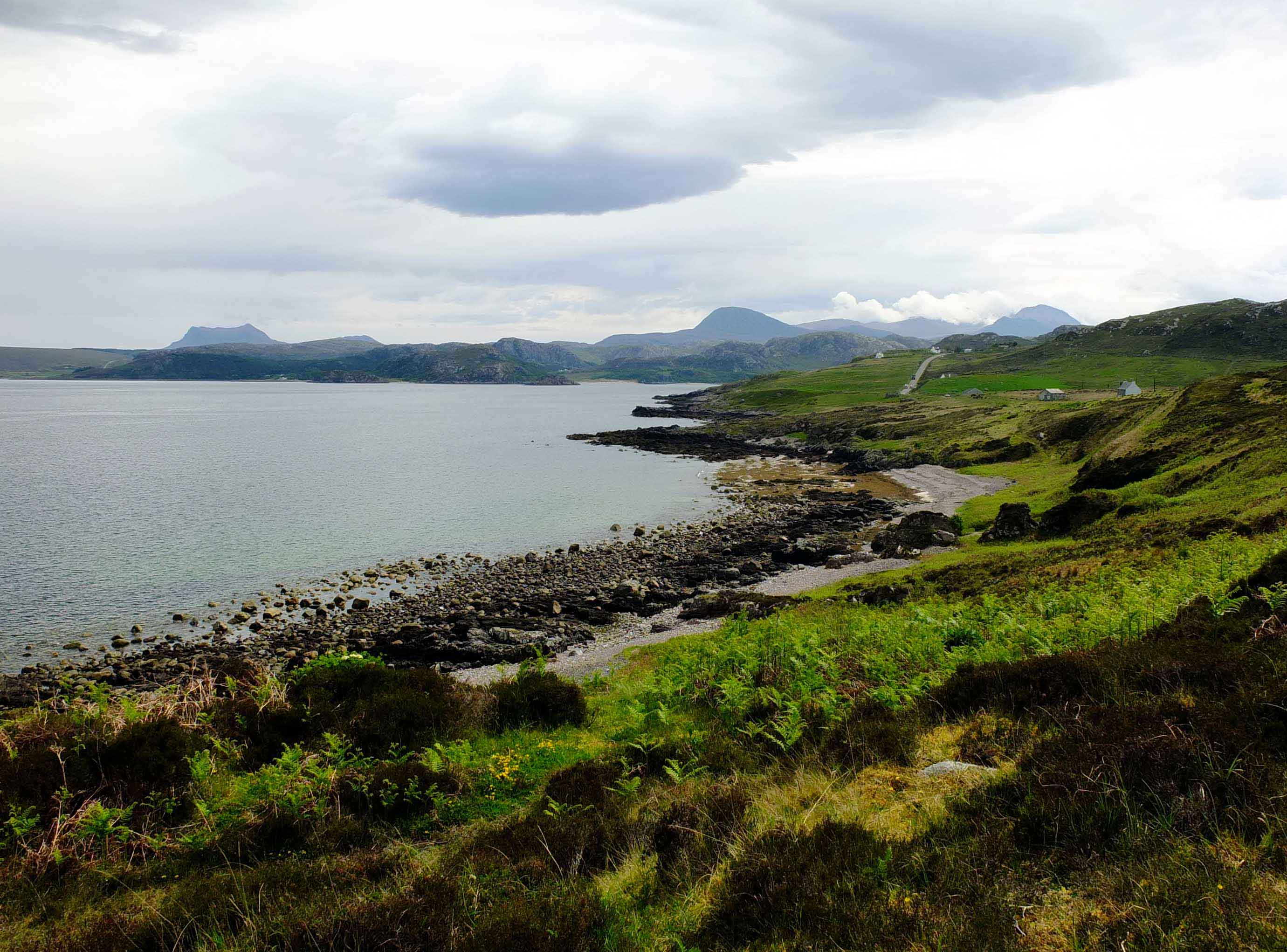 wester ross road