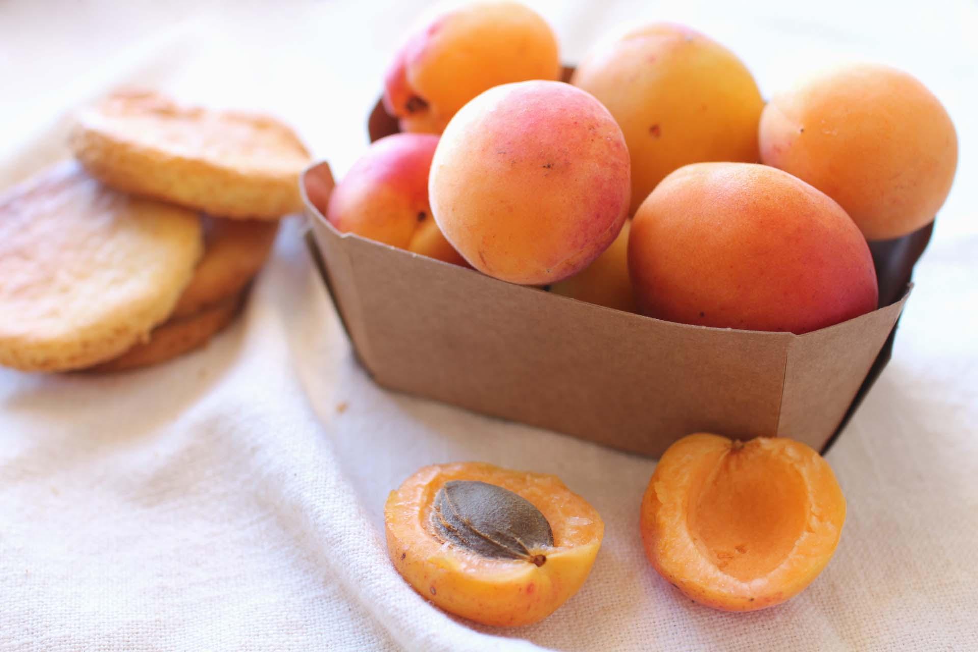 abricots sables bretons christophe adam recette
