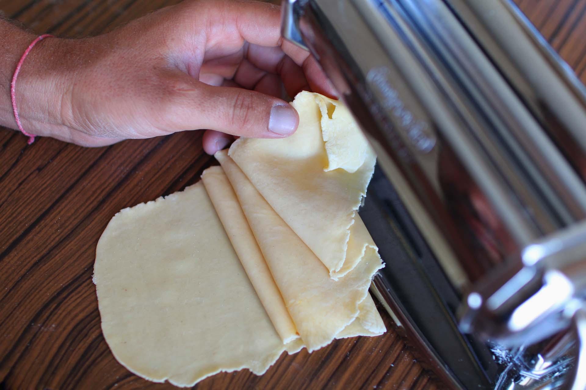 comment faire des pates maison