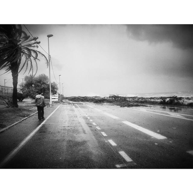 After the #storm #sea #explore #road #livefolk #liveauthentic