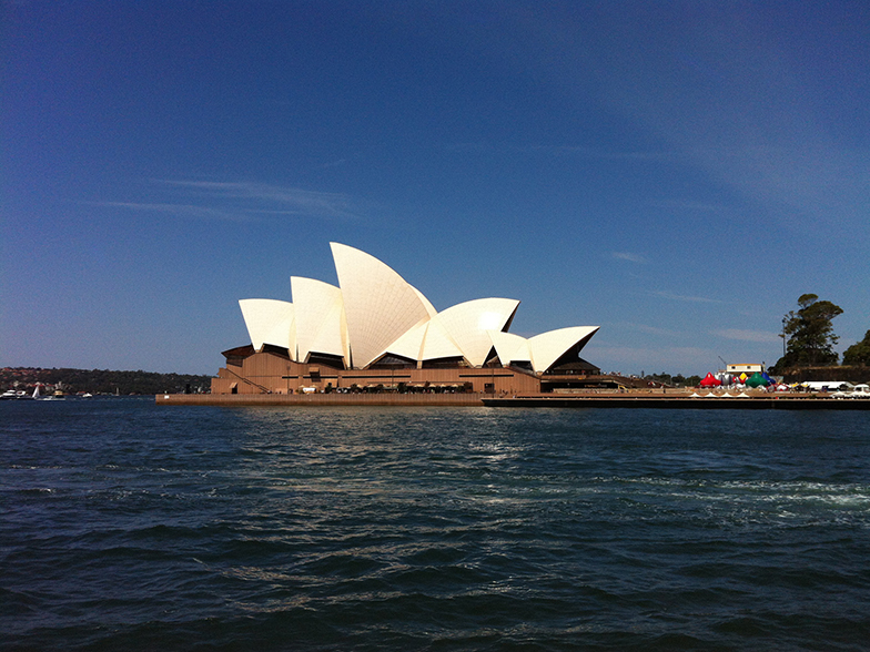 Sydney1 Voyage en Australie II : Sydney et Brisbane