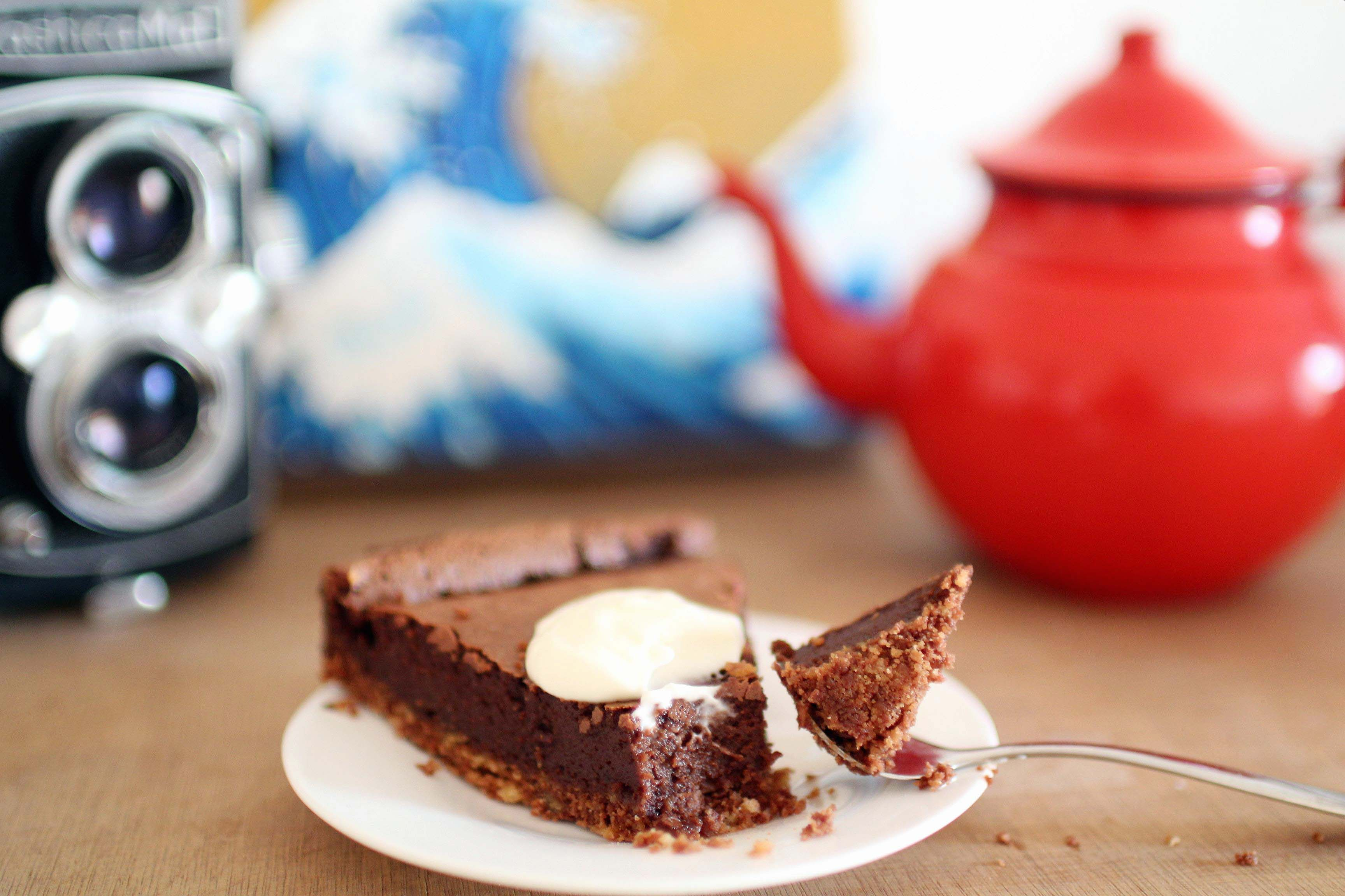 mississipi mud cake gateau chocolat linda collister