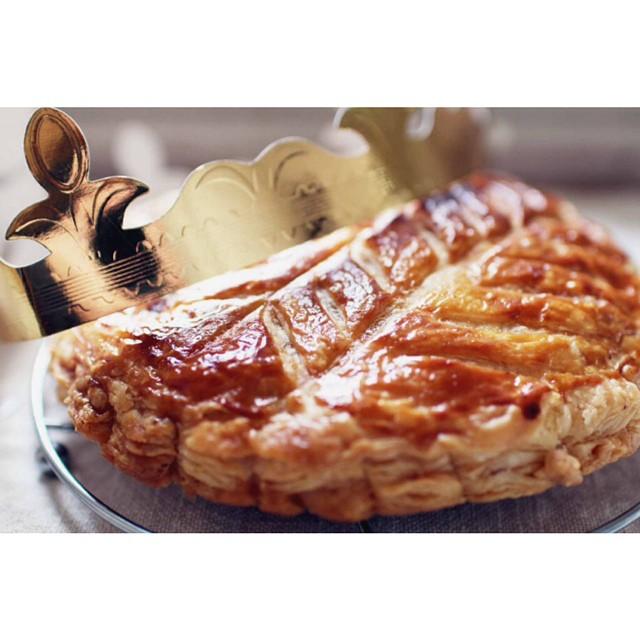 On commence à penser à la #Galette des Rois avec une version entièrement faite maison aux #poires et au #chocolat  http://www.royalchill.com/2015/01/02/galette-des-rois-maison-au-chocolat-et-aux-poires/ #miam #instagood #instafood #vscofood #foodblog #homemade #patefeuilletee #foodporn #miam #epiphanie #rois