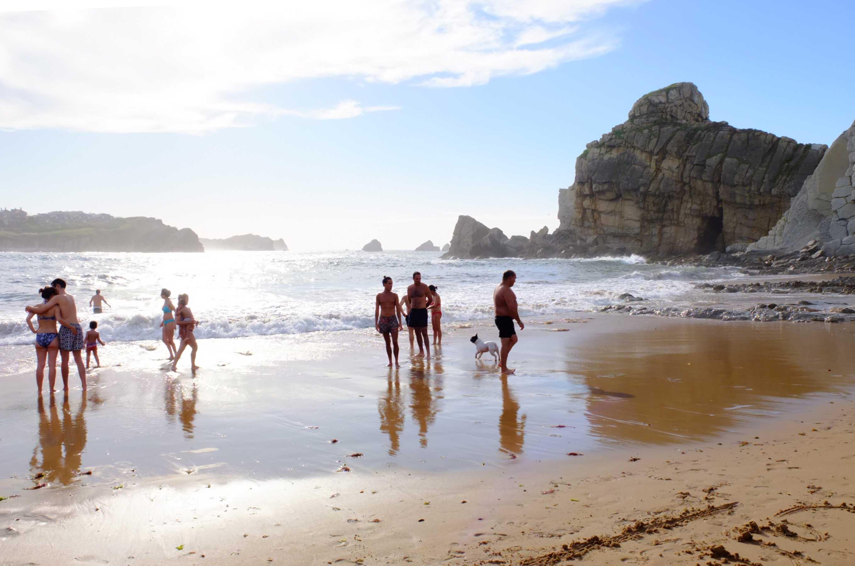 plage galice 2