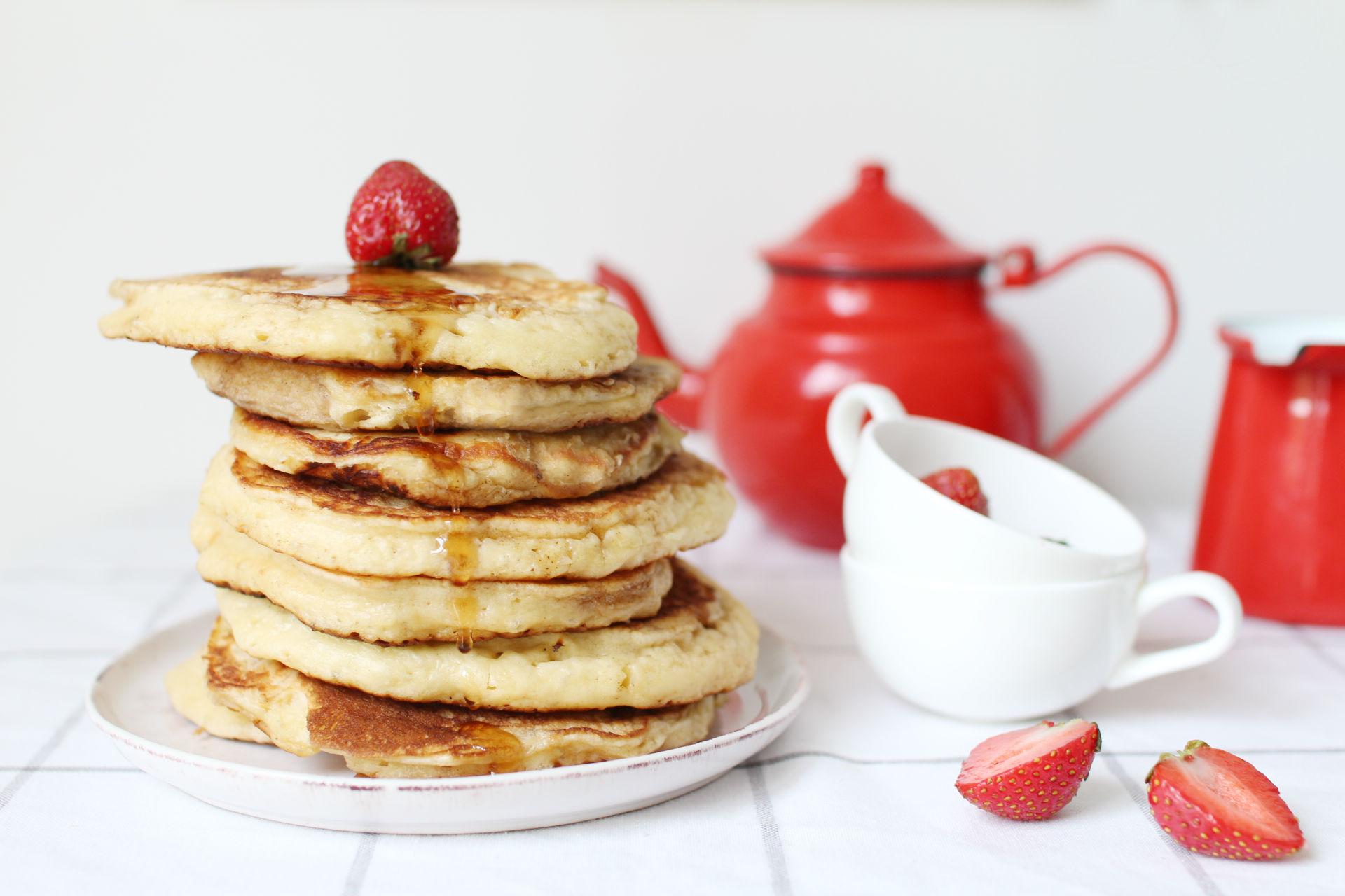 reussir pancakes moelleux epais astuces