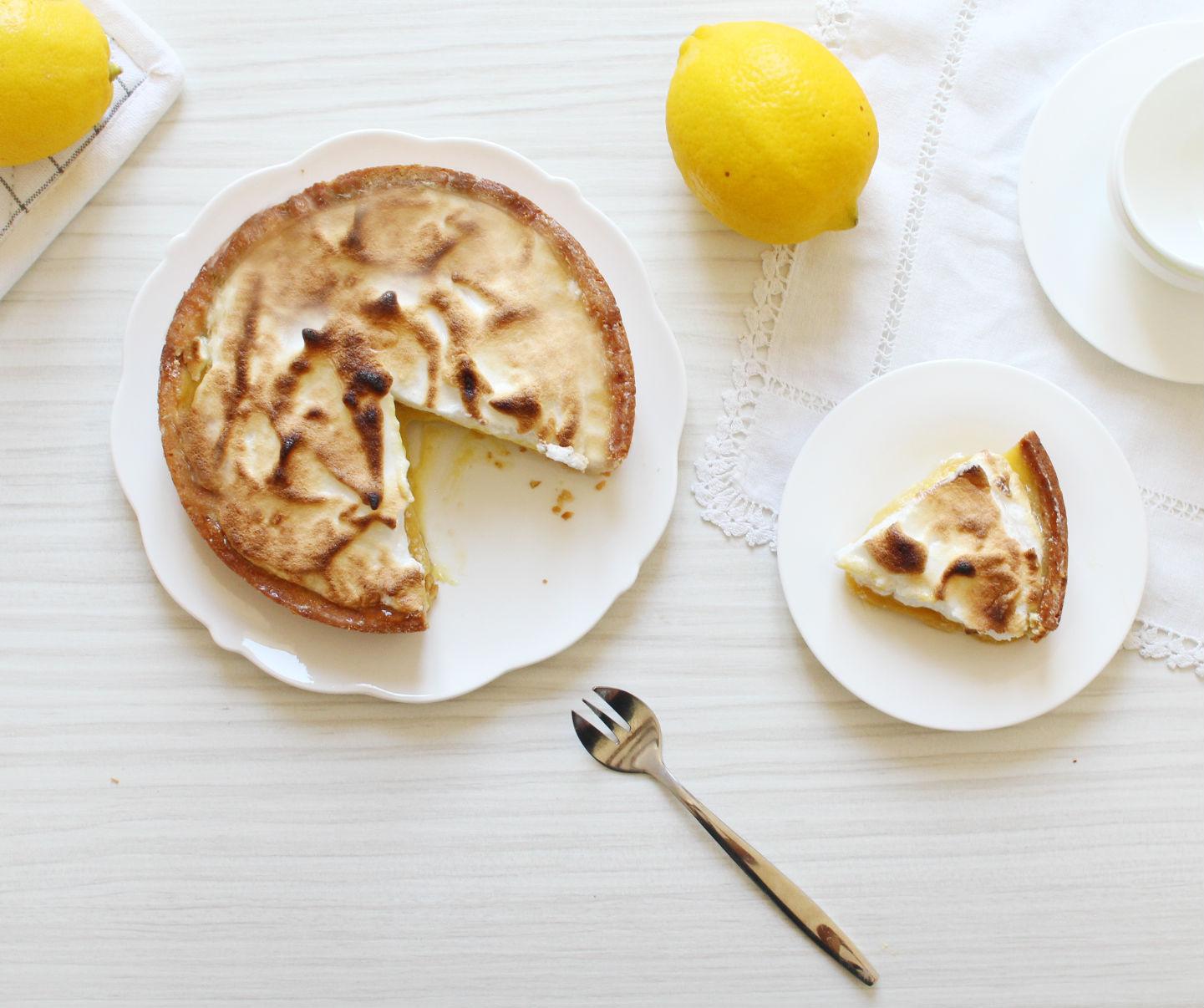 tarte citron recette petite