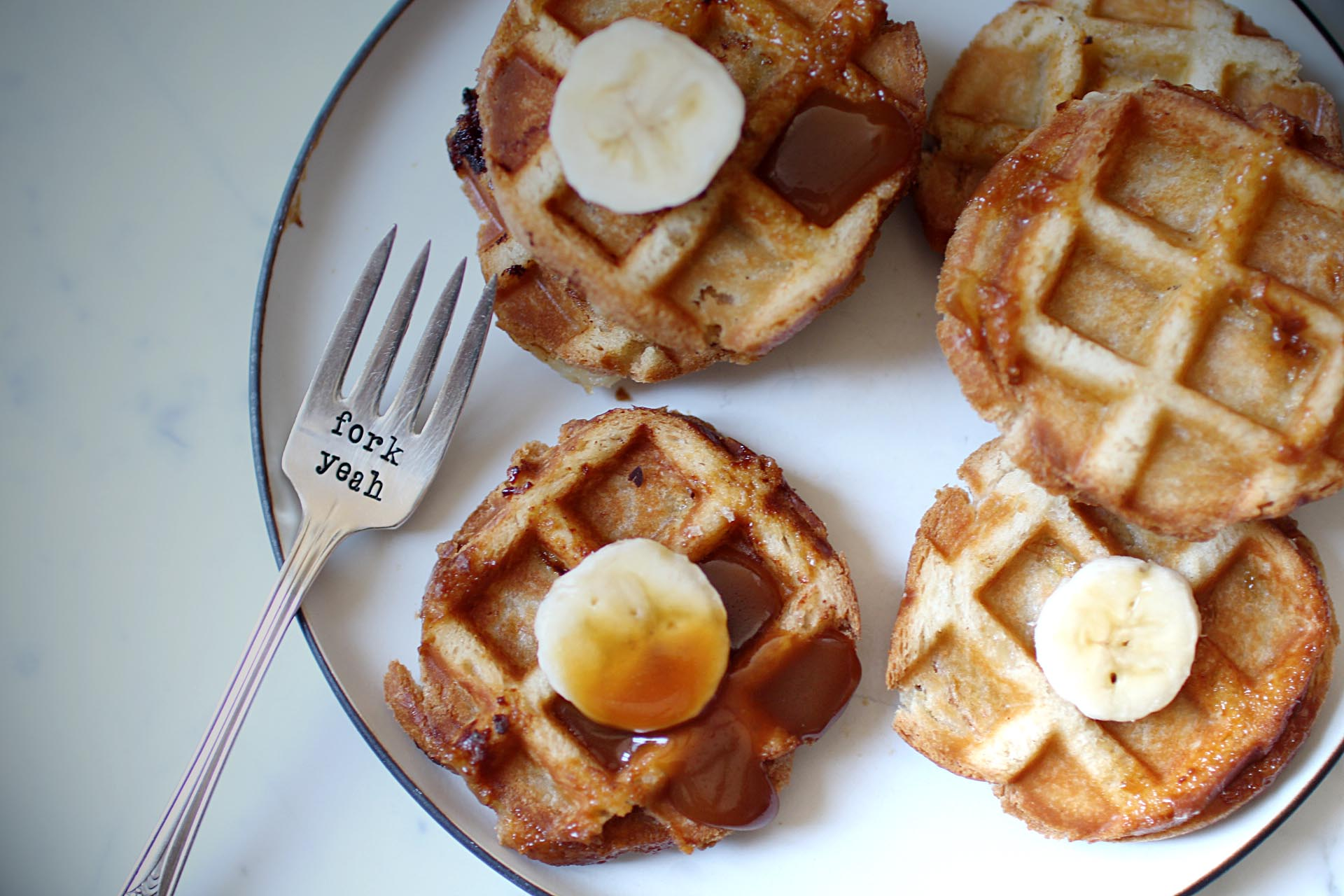 gaufres-fourrees-caramel-banane