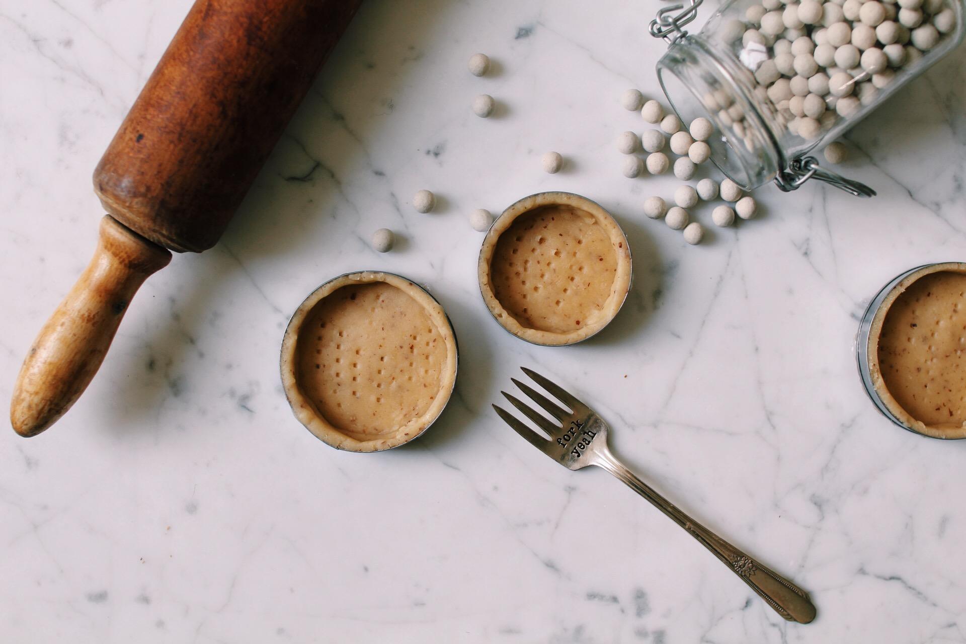 pate sucree pierre herme - milk honey luxuries