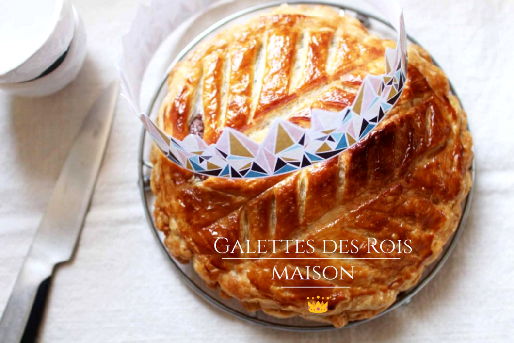 Galettes des rois maison royal chill blog cuisine voyage et photographie - Galette des rois maison ...