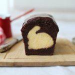 Gâteau caché au chocolat «Lapin de Pâques»