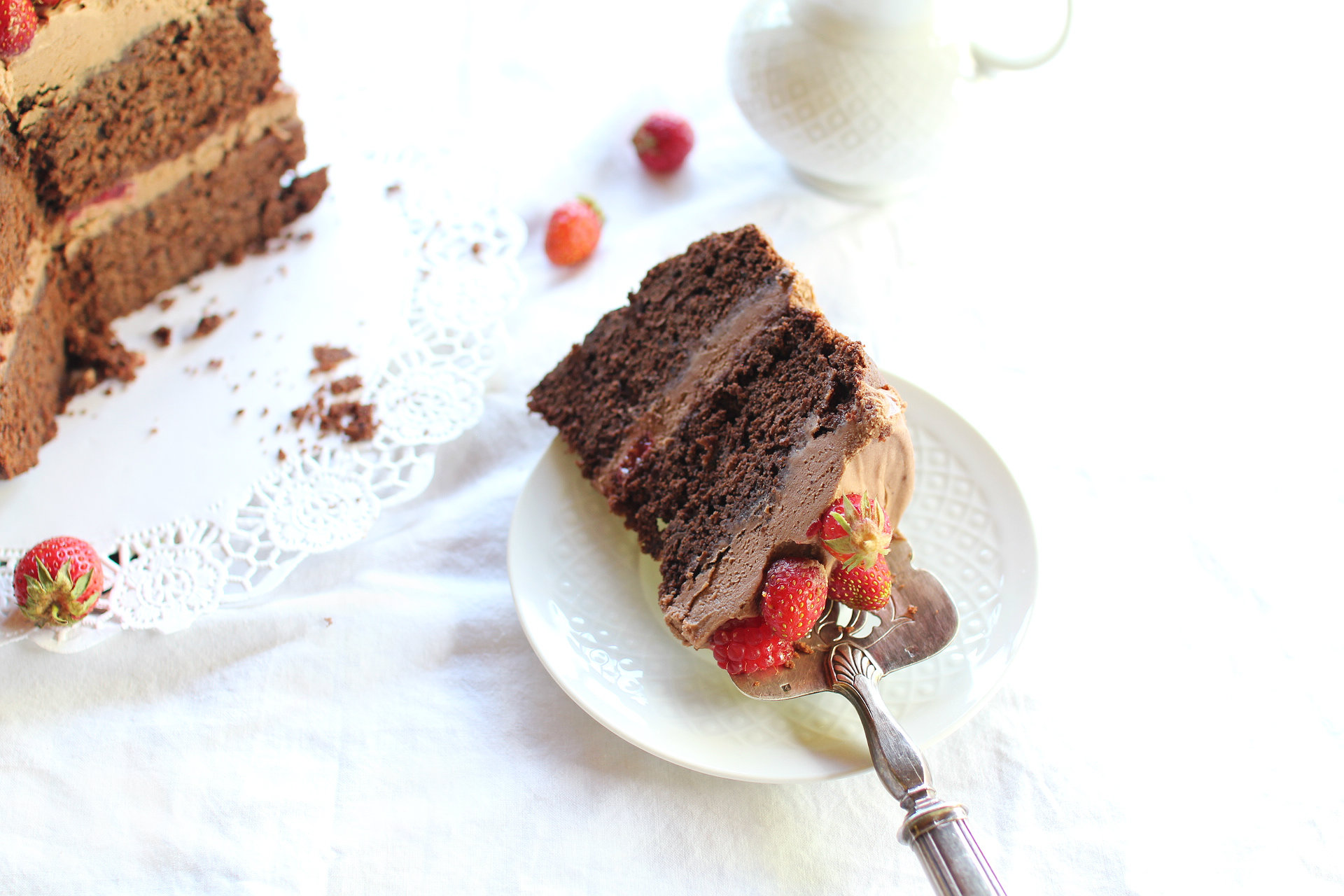 gateau chocolat fruits royal chill blog cuisine