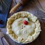 Tourte à la cerise {Cherry Pie}