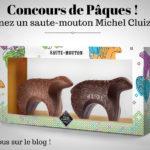 Concours de Pâques : gagnez un saute-mouton Michel Cluizel !