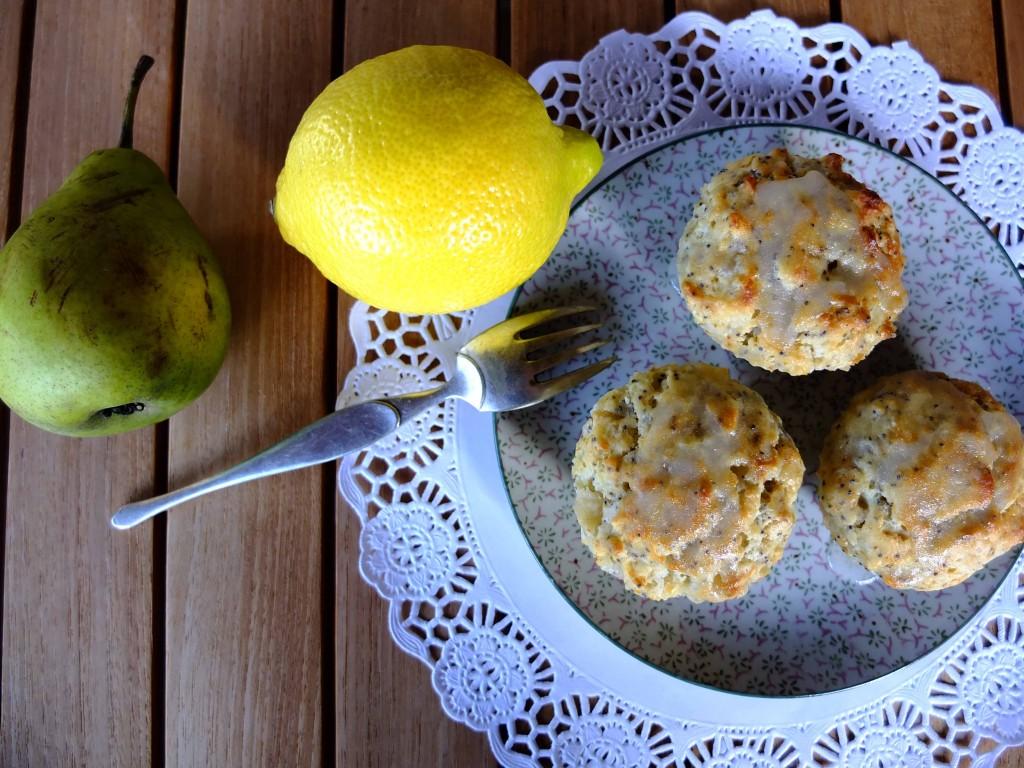 muffins citron pavot