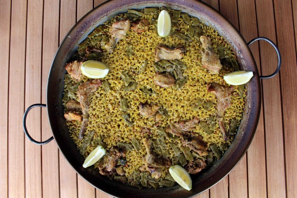 paella de Valence