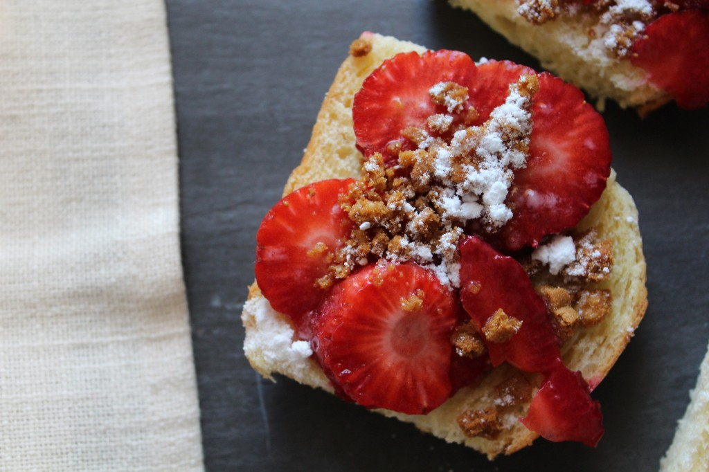 croque fraises speculoos battle food 8