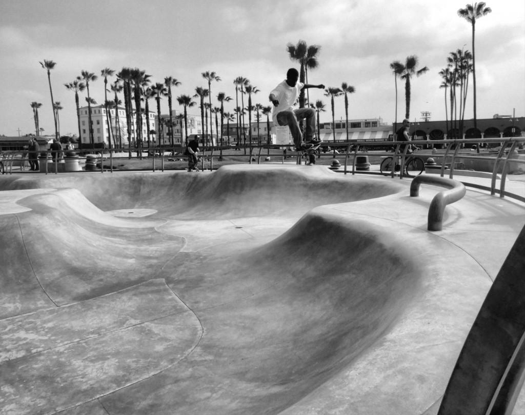 Venice beach skate