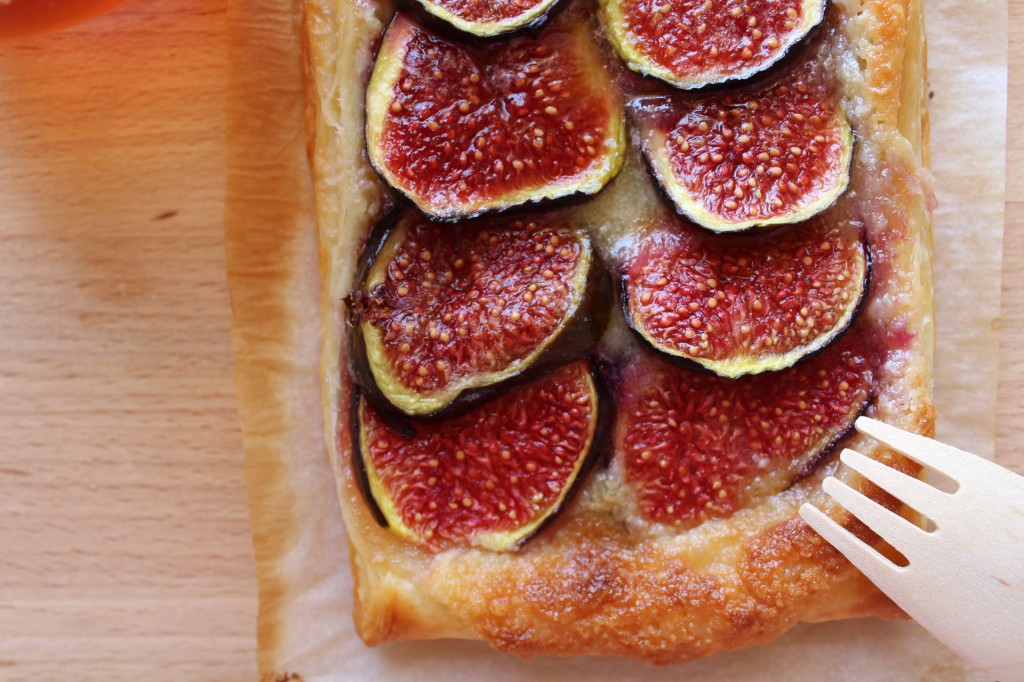 tarte figues