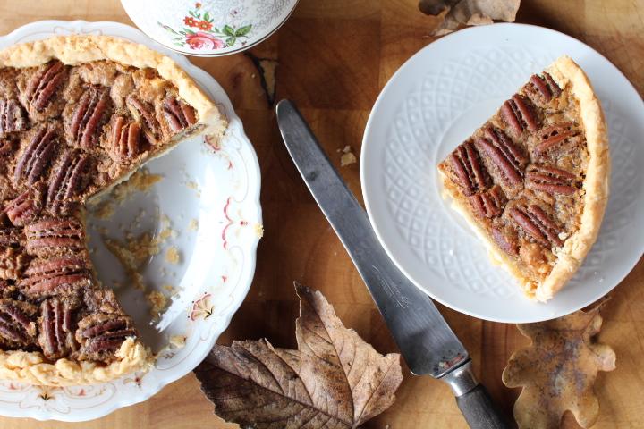 tarte noix de pecan trish deseine