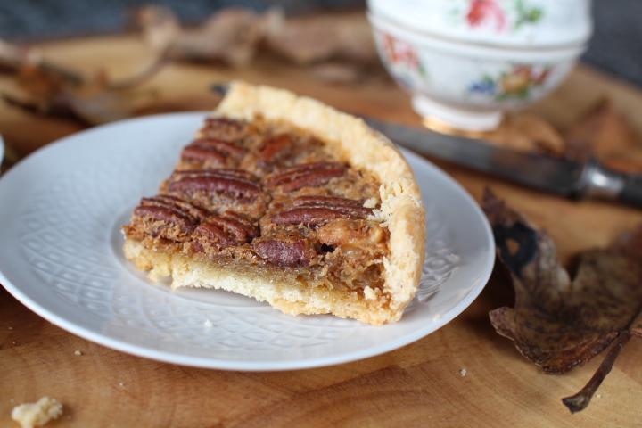 tarte noix pecan