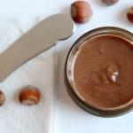Pâte à tartiner maison chocolat-praliné façon Nutella®