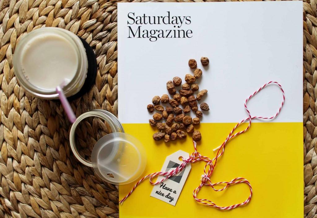 saturdays magazine