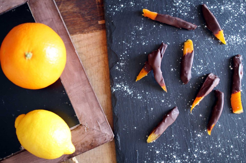 orangettes confites agrumes recette pierre herme