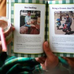 Read & Drink : «Dads are the original hipsters» & Rainbow smoothie