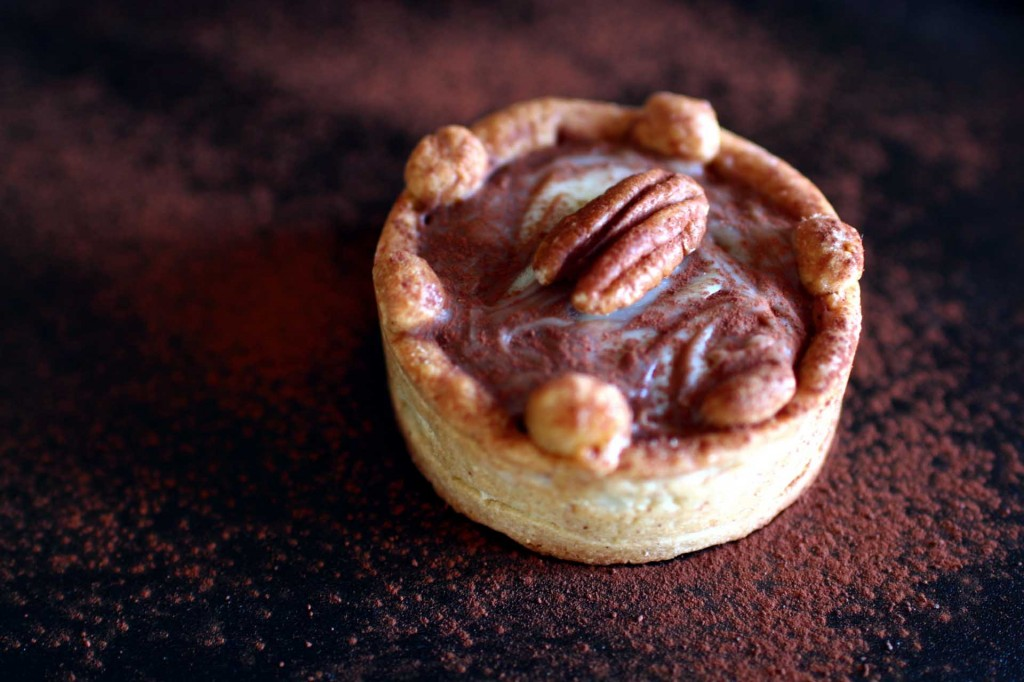 tarte barre chocolatee