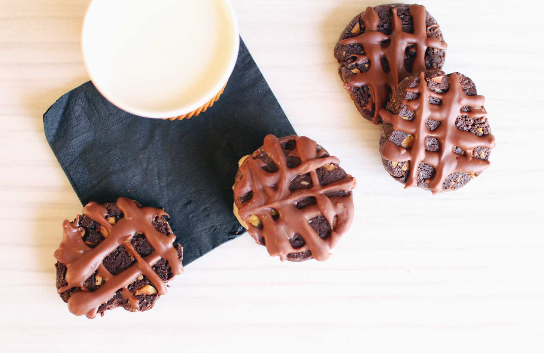 cookies  laura todd vanille chocolat