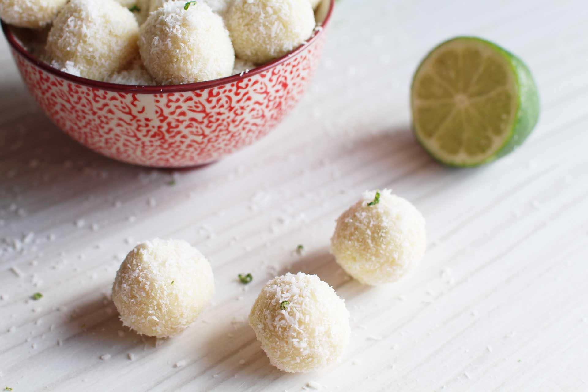 truffes coco gingembre citron pierre herme