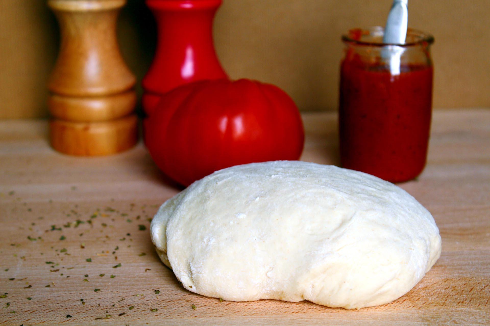 kit pizza maison pate sauce_recette