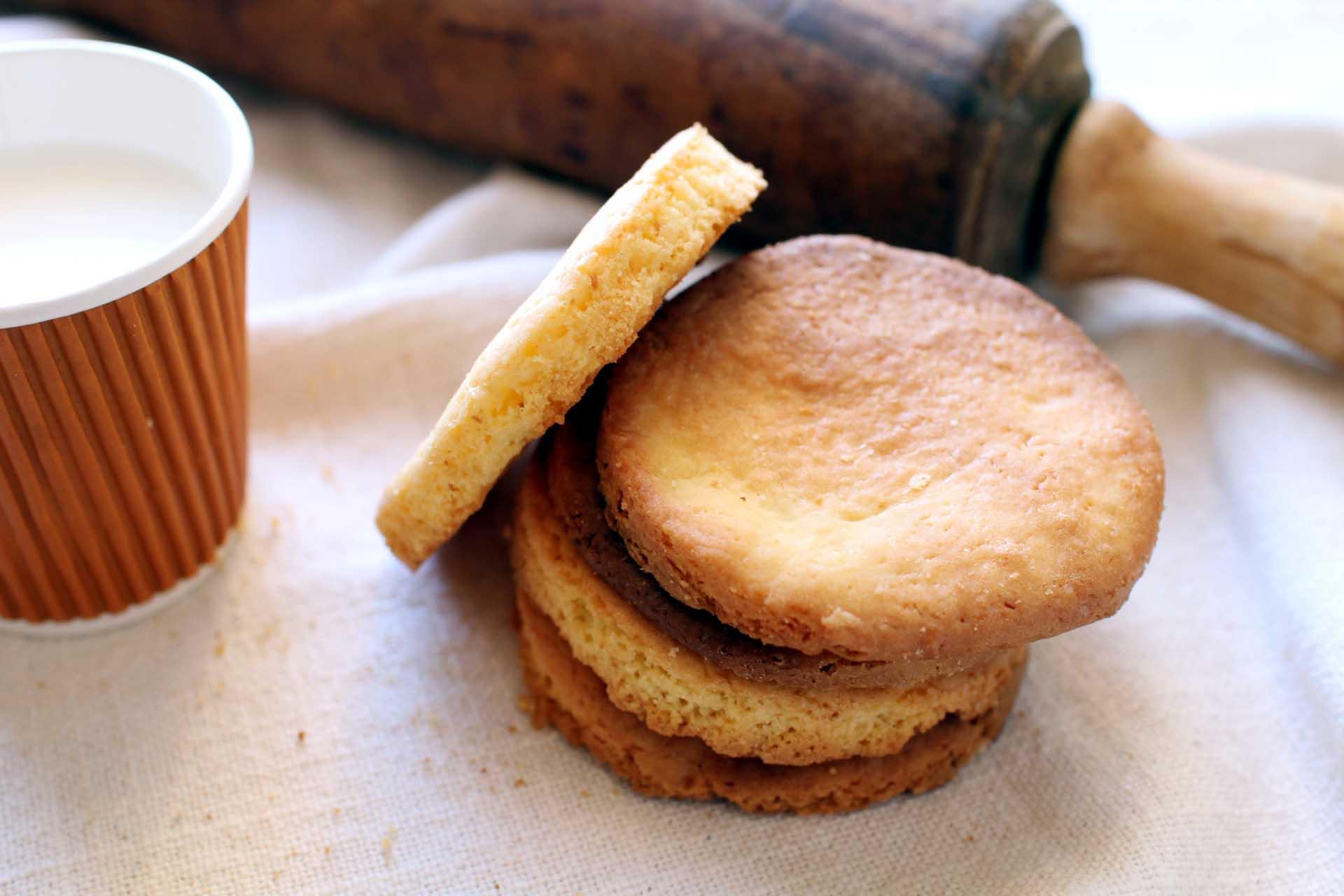 sables breton recette christophe adam