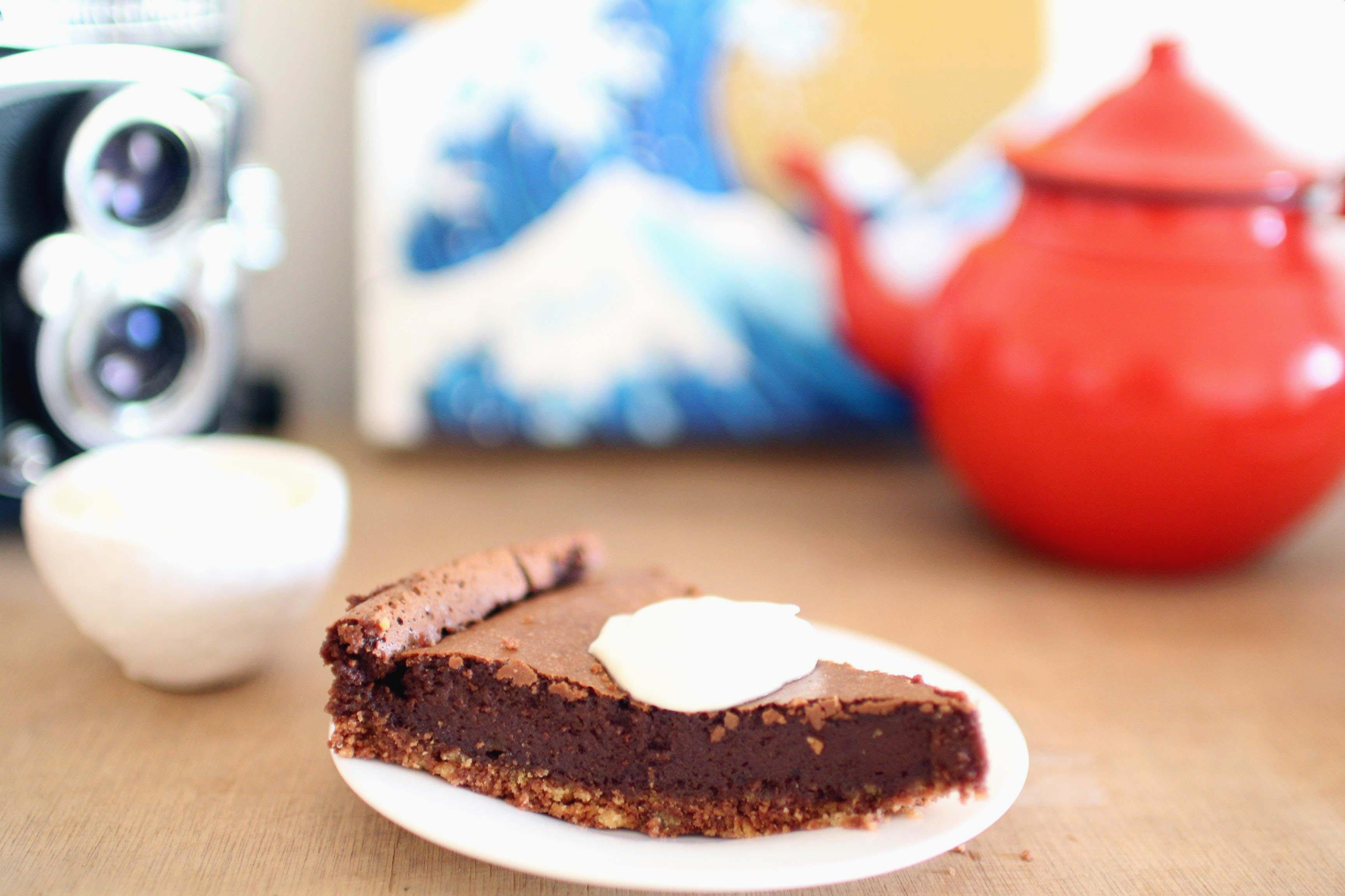 tarte chocolat mississipi mud cake