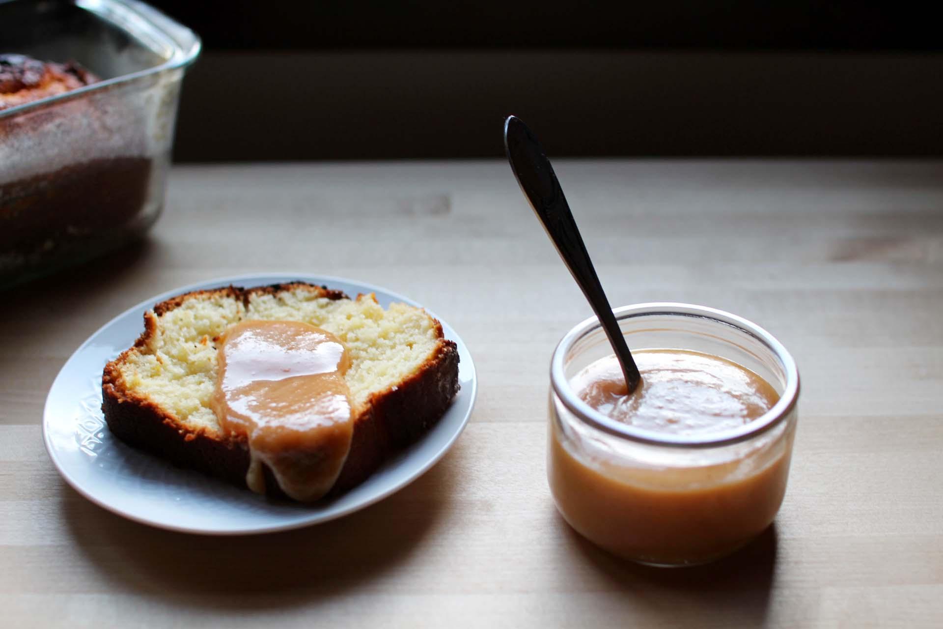 recette dulce de leche