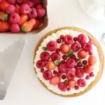 Fantastik aux fruits rouges et à la pistache selon Christophe Michalak