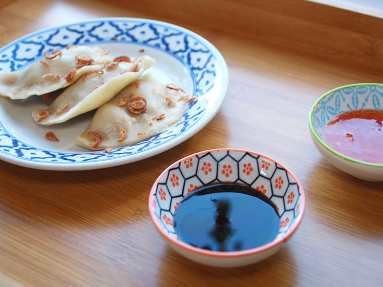 Dim Sum - Raviolis Pekinois 4