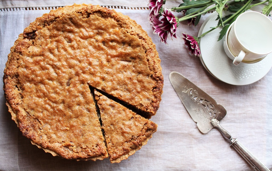 tarte cookie recette cookie pie